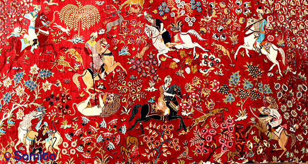 Iran Country Carpets